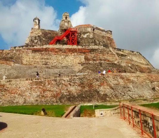 Castillo-San-Felipe-de-Barajas-Cartagena
