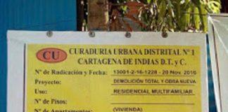 Corrupción en curadurias distritales