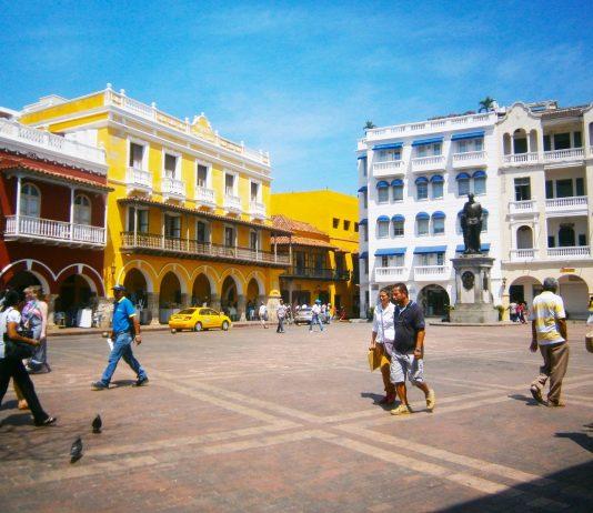 Plaza de los Coches de Cartagena