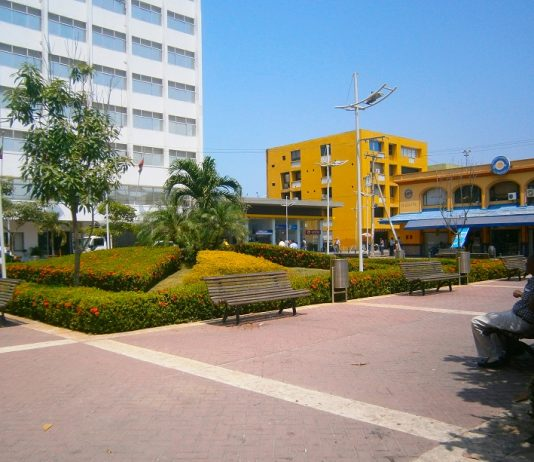 Plazoleta de Benkos Bioho Cartagena de indias