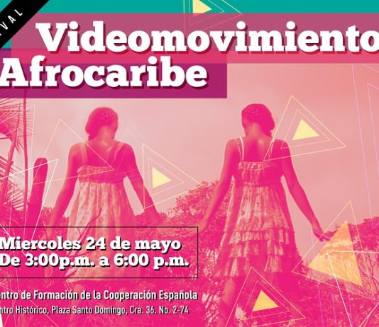 Festival Videomovimiento Afrocaribe