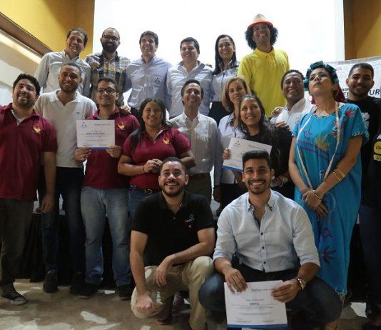 Premiados camara de comercio cartagena y telefonica