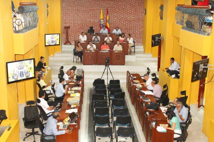 En enero imputarán cargos a ocho concejales de Cartagena