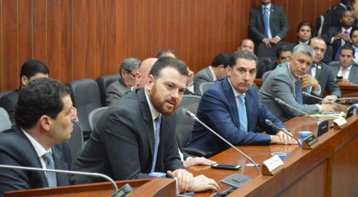 Andres Garcia Zuccardi hara parte de la comisión tercera del senado