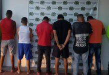 Banda-delincuencial-Los-Primos-Magangue-Bolívar