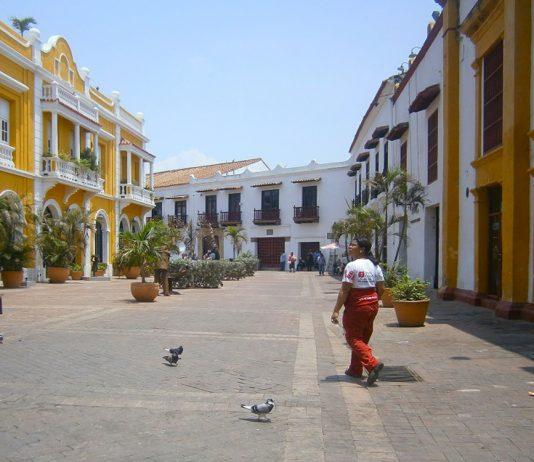 Plaza de Armas Cartagena