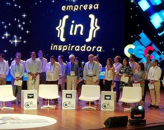 Alpina recibe el reconocimiento Empresas Inspiradoras de la Fundación ANDI