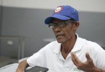 Manuel Gregorio Ocón Pedroza toda una vida reciclando