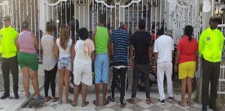 Desarticulan Banda delincuencial los Sayayines en el Carmen de Bolívar