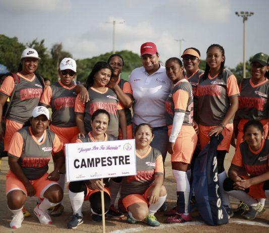 torneo-de-sóftbol-femenino-Cartagena