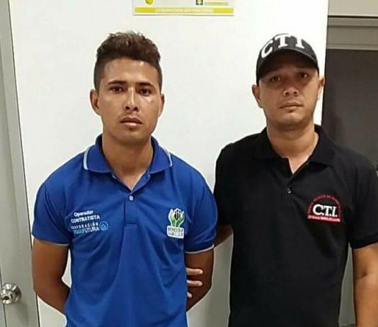 César Tapia Royeth- asegurado por abuso sexual