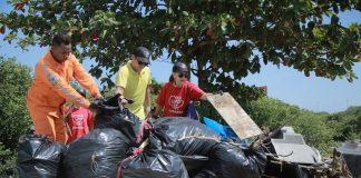 Caño Juan Angola Jornada de Limpieza