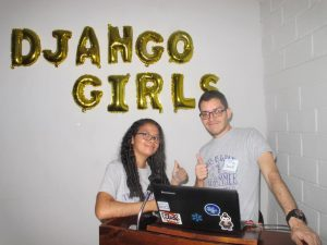 Django Girls Cartagena