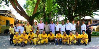 Escuela Taller Cartagena de indias institución