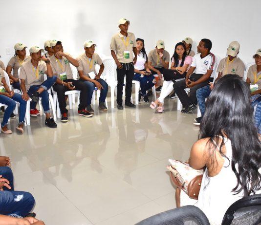 Estudiantes visitan universidades de cartagena