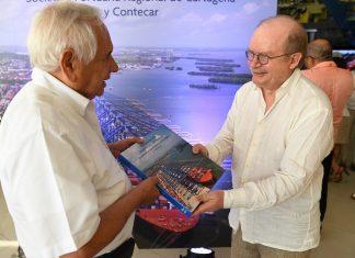 Libro organización puerto de Cartagena