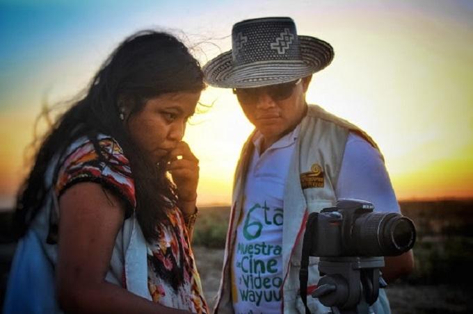Octava Muestra de Cine y Video Wayuu