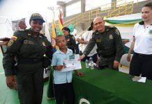 Campaña contra el microtrafico en Arjona