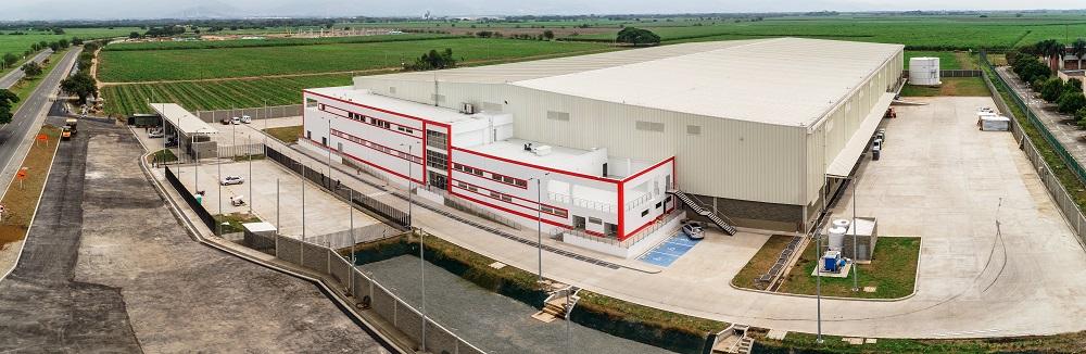 Centro de Distribución de la multinacional LG Electronics