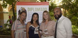 Diplomado de Formación Política y Gestión Social para mujeres