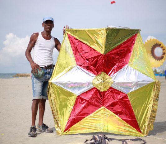 Festival de Cometas (Barriletes) de Cartagena