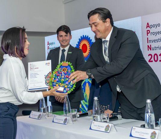 Investigadores de Cartagena ganan premio con proyecto sobre nutrición infantil y lactancia materna
