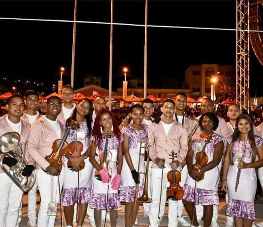 Nuestra Orquesta - Fundación Puerto de Cartagena