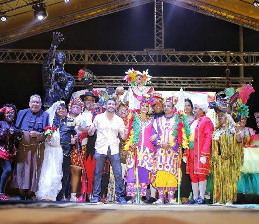 Primer predulio Fiestas de Independencia de Cartagena