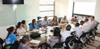 comité de parques Cartagena