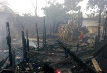 incendio en Bodegas de Cartagena
