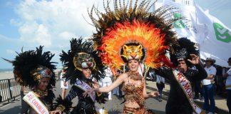 Carnaval de Barranquilla en Fiestas de la independencia