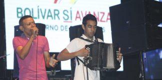 Festival Bolivarense de Acordeón en Arjona