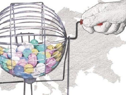 Loteria democratica Locracia