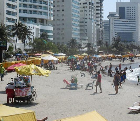 Ocupación Hotelera de Colombia aumento durante Septiembre