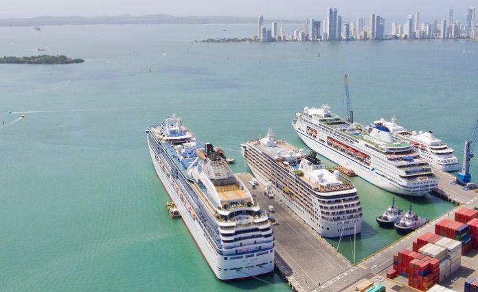 Turismo de cruceros de Cartagena