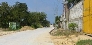 Via a campaña-Cartagena