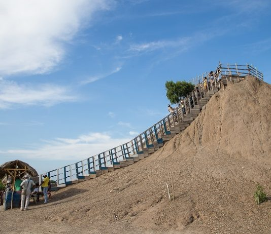 Volcan del totumo-Santa Catalina