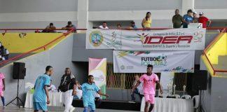 expandilleros campeonato de futball cartagena
