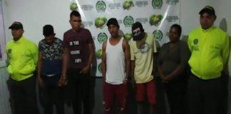 grupo delincuencial Los Junior-carmen-de-bolivar