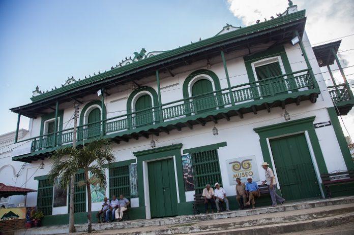Museo de San Jacinto Bolivar