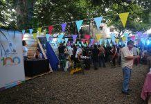 Feria Cultural de la camara de comercio