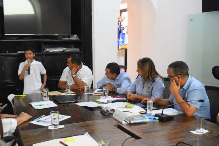Consejo de Infancia y Adolescencia del Distrito de Cartagena