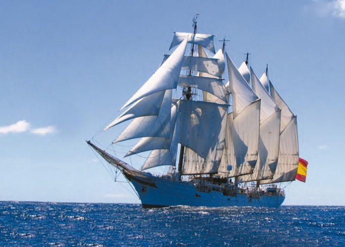 buque escuela de la armada española Juan Sebastián Elcano