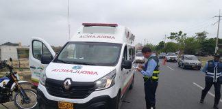ambulancia-sin-seguro-cartagena