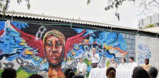 Mural Pie de la Popa