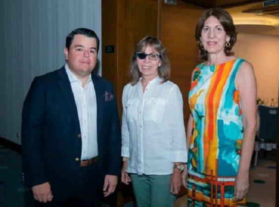 Margarita de los Rios Castilla, Maria Claudia Paez, Raul Bustamante Miller
