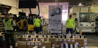 Incautan celulares de contrabando cartagena