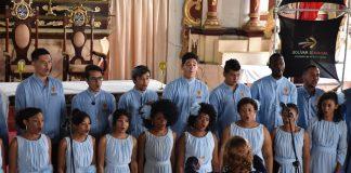 Jóvenes talentos de la Unibac estran en el Mompox Jazz Festival