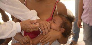vacunacion en Bayunca