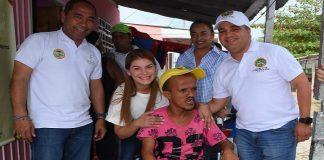 Carlos obtuvo del distrito una silla de ruedas que mejorara su calidad de Vidad